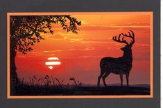 Sunset stamping by kmoorehouse - Cards and Paper Crafts at Splitcoaststampers