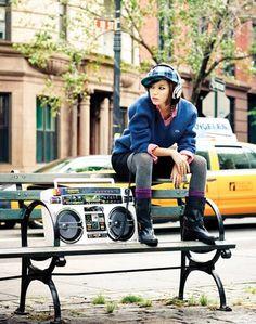 #Han Hyo Joo #Vogue Girl 11/2009