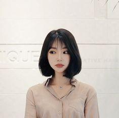 Super hair cuts korean f(x) 42 Ideas Korean Short Haircut, Asian Short Hair, Short Hair With Bangs, Girl Short Hair, Hairstyles With Bangs, Trendy Hairstyles, Short Hair Cuts, Girl Hairstyles, Asian Hairstyles