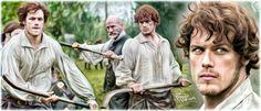 Jamie Fraser #Outlander