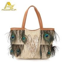 Ladies Tote Bag/ Women Tote Bag/ Ethnic, BOHO,Bohemia Bags  Material straw  Size  36*15*31cm  Hardness Soft  Color Cream/   Gender Woman | Shop this product here: http://spreesy.com/peopleart/53 | Shop all of our products at http://spreesy.com/peopleart    | Pinterest selling powered by Spreesy.com