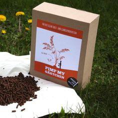 Pimp my Gärtchen – Bio-Dünger für den Garten
