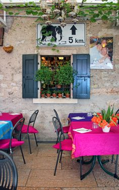 by AnneLiWest|Berlin #Osteria Ago e Rita, #Torri del Benaco