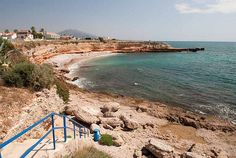 Vinaròs - Playa les cales by comunitatvalenciana, via Flickr