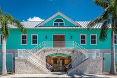 George Town, Back Porches, Grand Cayman, Yacht Club, Lounge Areas, Cayman Islands, Caribbean, Blue Green, Mansions