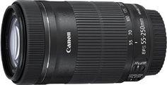 Canon EF-S 55-250 mm f/4-5.6 IS STM Lens