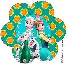 Flor Frozen Fever