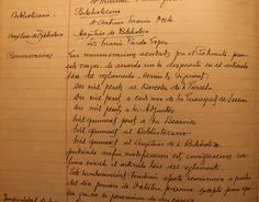 En las primeras Actas de Reuniones que conserva el Archivo de la EEA ya figuran menciones al personal de la Biblioteca, D. Antonio Marín Ocete, como Bibliotecario y Dª María Pardo López, como Auxiliar, y a sus remuneraciones [Fragmento del Acta de 10 de septiembre de 1932. AEA]