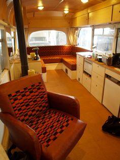skoolie (AKA a converted school bus)