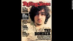 Upcoming Rolling Stone issue featuring Boston Marathon bombing suspect Dzhokhar Tsarnaev stirs controversy. (via CNN)