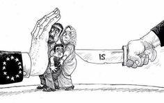 #verzweifelte lage der flüchtlinge