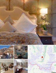 L'hôtel est situé en plein centre de Zermatt, à proximité de boutiques, de lieux de divertissement et de la station de ski de Gornergrat. Il se trouve également à seulement quelques minutes de la gare et d'un arrêt d'où partent les bus desservant les téléphériques.