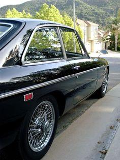 1968 MGC GT