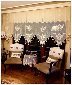Double curtains with rings rose pink curtains purple curtains diy pink curtains short colorful curtains budget rusticcurtains curtains Purple Curtains, Drop Cloth Curtains, Floral Curtains, Colorful Curtains, Double Curtains, Layered Curtains, Velvet Curtains, White Curtains, Farmhouse Curtains