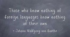 Why you should learn another language - Learn more about yourself