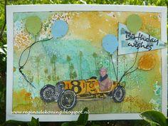 Regina's Artfun: Birthday Wishes