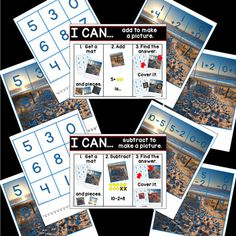 Ocean Math Activities - Sharing Kindergarten