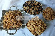 Amuses gueule salées - Les secrets de cuisine par Lalla Latifa