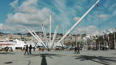 Porto antico, Genova, Liguria. ☀