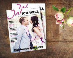 Selbst eine Hochzeitszeitung zu schreiben, kann eine echten Herausforderung sein. Mit diesen Tipps und Ideen wird der Inhalt ein Erfolg.