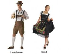 german traditional clothing - Google Search