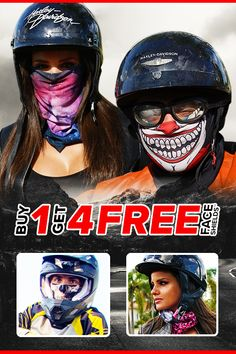 Buy 1 Face Shield - Pick Any 4 FREE! Ways to Wear. Stops Cold, Dust, & Allergens! Face Shields are the perfect outdoor headwear! Get the perfect camping gear for your camping needs Camping Needs, Camping Gear, How To Grow Natural Hair, Hair Growth Treatment, Home Remedies For Hair, Samoan Tattoo, Masks For Sale, Makeup Storage, Cool Things To Buy