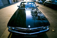 Black Devil Benz