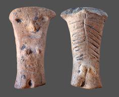 figurka z Modlnicy (Poland), 7500 lat p.n.e.