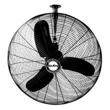 """View the Air King 9371 24"""" 8780 CFM 3-Speed Industrial Grade Ceiling Mount Fan at Air King @ VentingDirect.com."""