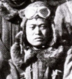 Maj. Yasuhiko Kuroe who was the top scoring Ace among the Army Academy graduates, ending the war with 51 kills. He was the first JAAF pilot to down an RAF Mosquito, also a F5A and a P-38.