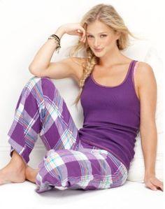 Del Rossa Women's Classic Satin Pajama Set - Long Pjs at Amazon ...