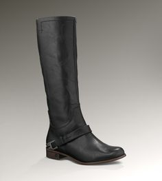 Channing II By UGG Australia: I desperately want these for my new fall/winter boots!! Perfection, plus I don't have black boots! Perfect and Practical!