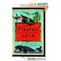 the pirates in an adventure with ahab defoe gideon