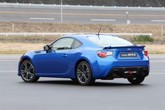 Subaru BRZ, so much is right about this car
