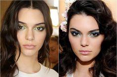 Μακιγιάζ για Καστανά Μάτια: Celebrities Makeup
