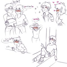 """klanced: """"blepbeans submitted: """"Pining Keith…. """" """""""
