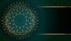Golden arabesque arabis style islamic pa... | Free Vector #Freepik #freevector #background #banner #floral #islamic Mandala Design, Mandala Pattern, Backgrounds Free, Flower Backgrounds, Color Vector, Vector Design, Vector Background, Background Patterns, Motif Arabesque
