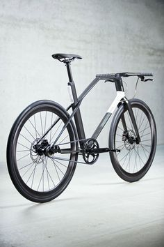 The Coren – The Urban Carbon Bike