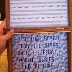 I made this for my boyfriend today out of an old cigar box. Extremely sloppy and off center but it was a slightly last minute craft!