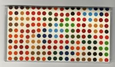 """Multi Colored Polka Dots on White Checkbook Cover . $5.00. The sturdy clear VINYL COVER encases a fabric bonded design. Measuring 6 1/4"""" x 3 1/4"""",  the cover fits all standard bank checkbooks and banking registers.  All checkbook covers come with a register flap and a duplicate check flap  just like the bank, only flashier.  These checkbook covers are a great alternative to the expensive covers offered by banks and online check companies."""