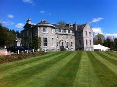 Raemoir House Hotel Exterior Our Wedding, Wedding Venues, Wedding Ideas, Scotland Food, Lodges, Castles, Trail, Scenery, Exterior