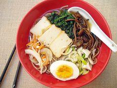 Soba NoodleSoup