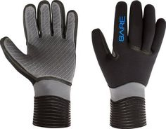 For divers looking for the best gloves on the market that deliver unparalleled sealing and outstanding overall comfort. All exterior seams are sealed with BARE s SEAMTEK liquid seam tape and incorporate our SEALTEK ring seal system designed to work with your drysuit or wetsuit to reduce or...