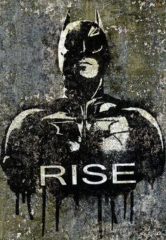 Dark Graffiti Rises  by Evan Schiller