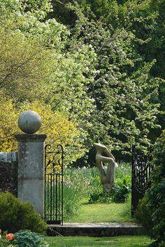 garden gate | apuldram, sussex