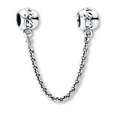343ebb2cf PANDORA Safety Chain Family Ties Sterling Silver. Pandora Jewelry BoxPandora  Bracelet CharmsPandora ...