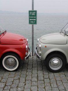 🌟Tante S!fr@ loves this📌🌟Fiat 500 Fiat Cinquecento, Fiat 500c, Fiat Abarth, Retro Cars, Vintage Cars, Bugatti, Maserati, 500 Cars, Fiat Cars
