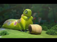 "**2015 Oscar Nominated** 3D Animated Short HD: ""Sweet Cocoon"" - by ESMA - YouTube"