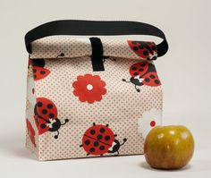 Lunch bag. Lunch tote. Reusable lunch bag. Lunch box. Food bag. Adult lunch bag…