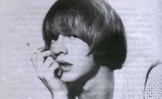 Brian Jones was a leader of famous music band The Rolling Stones. He was not only a musician but also the trendsetter of bowl-hair in The Rolling Stones, Brian Jones Rolling Stones, Brian Jones Death, Wendy James, Brian Lewis, Rollin Stones, Angel Eyes, Ringo Starr, No One Loves Me
